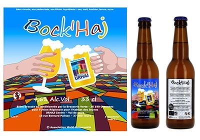 Bock'Haj Affiche et Bouteille