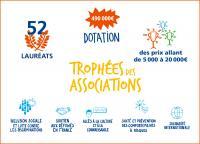 Logo EDF trophée des associations